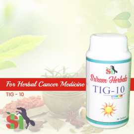 TIG 10 ANTI CANCER HERBAL SUPPLEMENT