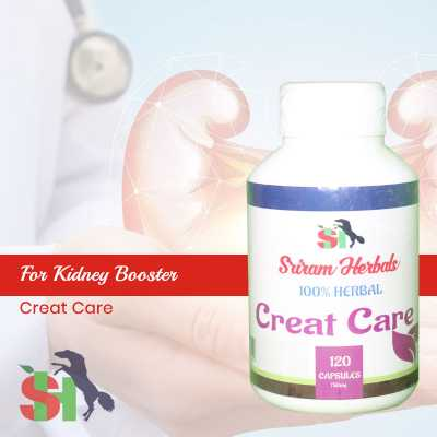 Buy Creat Care - Kidney Booster Online in Bhiwani