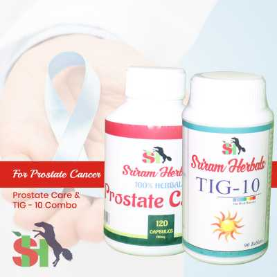 Buy Tig 10+ Prostate care - Prostate Cancer Online in Latur