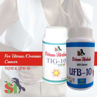 Buy UTERUS /OVARIAN CANCER -UFB-10  and TIG10 Online in Mungeli