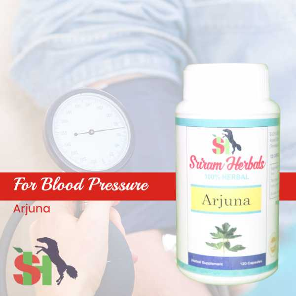Buy Arjuna - Blood Pressure Online in Algeria