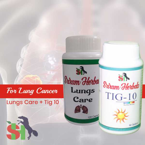 Buy Lungs Care + Tig 10 - Lungs care Online in Germany