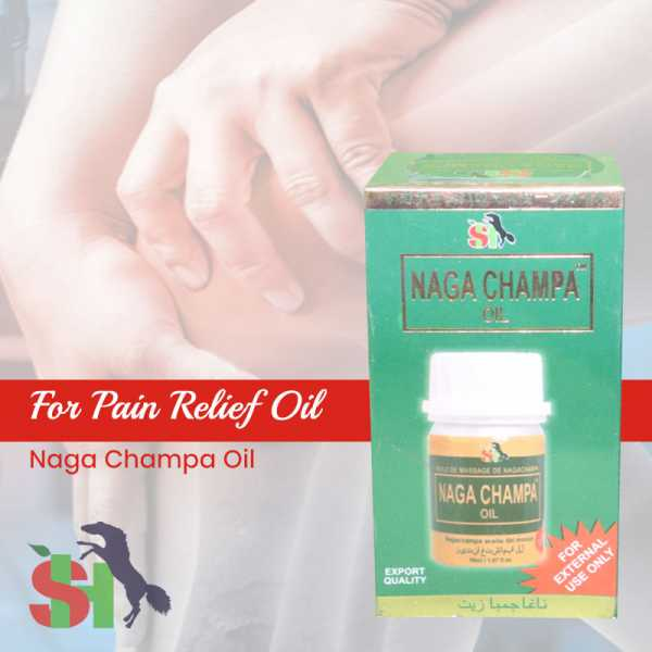 Buy Pain Relief Oil Online in Algeria