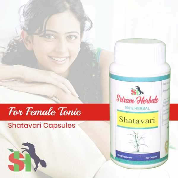 Buy Shatavari Capsules - Woman Energy Online in Qatar