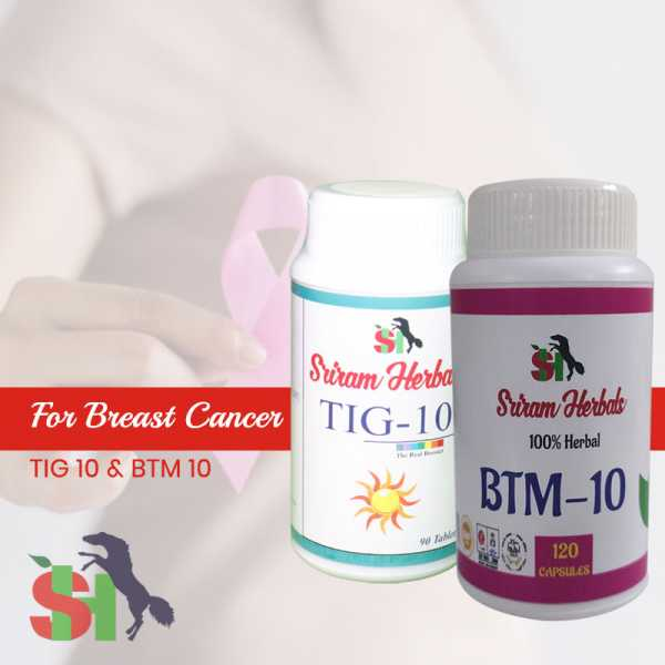 Buy TIG 10 & BTM 10 - BREAST CANCER Online in Ghana