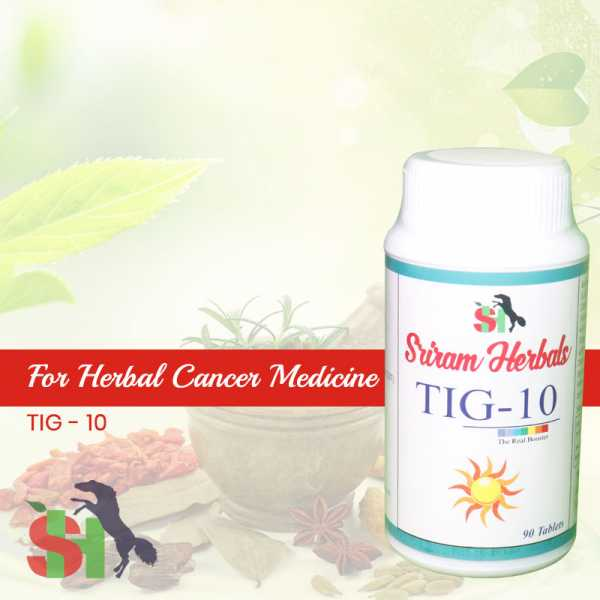 Buy TIG 10 ANTI CANCER HERBAL SUPPLEMENT Online in Oman